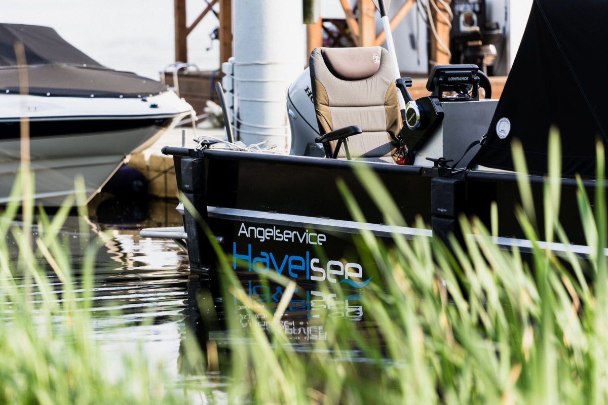 Arynboat | Leihboot | Angelboot